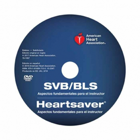 AHA BLS/Heartsaver® Instructor Essentials Course DVD - Spanish