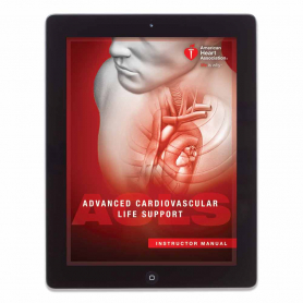 AHA ACLS Instructor Manual eBook - IVE