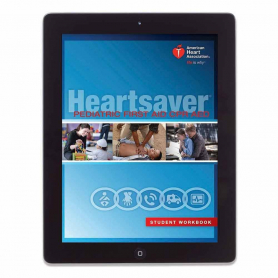 2015 AHA Heartsaver® Pediatric First Aid CPR AED Student eBook - International