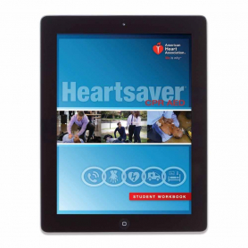 AHA Heartsaver® CPR AED Student eBook - International