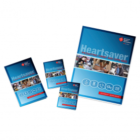 2015 AHA Heartsaver® Pediatric First Aid CPR AED Student Workbook - IVE