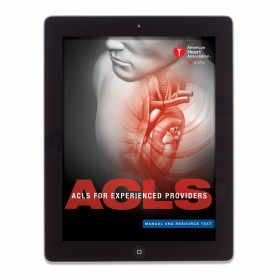 AHA ACLS EP Provider Manual & Resource Text eBook