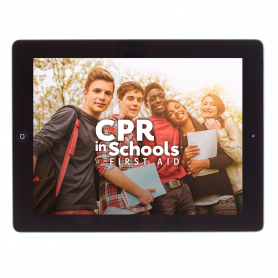 AHA CPR in Schools™: First Aid eBook with Streaming Video
