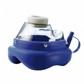 Ambu® Adult Transparent Silicone Face Mask, Size 5