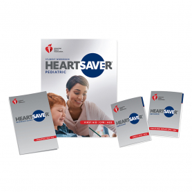 2020 AHA Heartsaver® Pediatric First Aid CPR AED Student Workbook