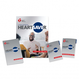 2020 AHA Heartsaver® First Aid CPR AED Student Workbook