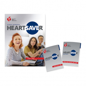2020 AHA Heartsaver® CPR AED Student Workbook