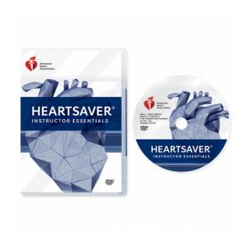 2020 AHA Heartsaver® Instructor Essentials Course DVD