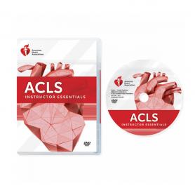 2020 AHA ACLS Instructor Essentials Course DVD