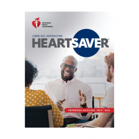 2020 AHA Heartsaver® First Aid CPR AED Instructor Manual eBook - Spanish