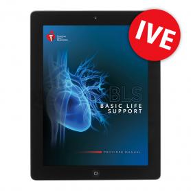 2020 AHA BLS Provider Manual eBook - IVE