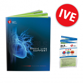 2020 AHA BLS Provider Manual - IVE