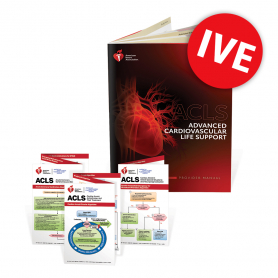 2020 AHA ACLS Provider Manual - IVE