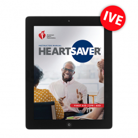 2020 AHA International Heartsaver® First Aid CPR AED Instructor Manual eBook
