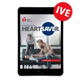 2020 AHA International Heartsaver® First Aid Student Workbook eBook