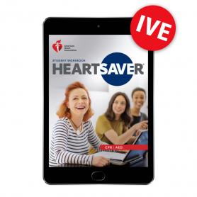 2020 AHA International Heartsaver® CPR AED Student Workbook eBook