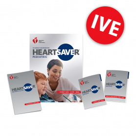 2020 AHA International Heartsaver® Pediatric First Aid CPR AED Student Workbook