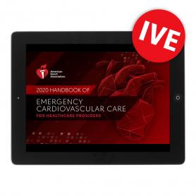 2020 Handbook of ECC for Healthcare Providers eBook - IVE