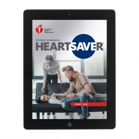 2020 AHA Heartsaver® First Aid Student eBook