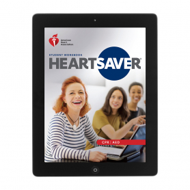 2020 AHA Heartsaver® CPR AED Student eBook