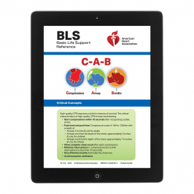 2020 BLS Digital Reference Card