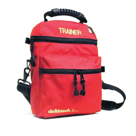 Defibtech Lifeline™ AED Trainer  Soft Carry Case - Red
