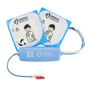 Cardiac Science Powerheart® G3 AED Pediatric Defibrillation Pads