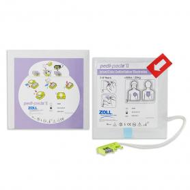 ZOLL® Pedi-Padz® II Electrodes, 1 Pair