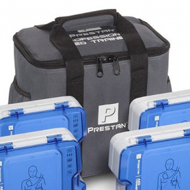 Prestan® Carry Bag for 4 Pack Prestan Professional AED Trainer - Blue