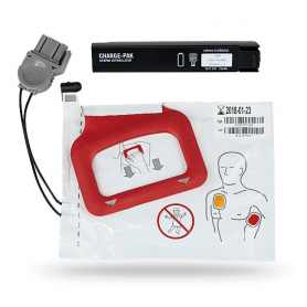 Physio-Control LIFEPAK CR® Plus/EXPRESS CHARGE-PAK™ with 1 Set of Electrode Pads