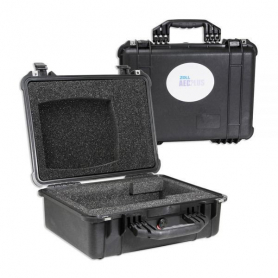 Zoll® Large Pelican Case with Cut-Outs for AED Plus®, CPR-D-Padz® and Pedi-Padz® II - Black