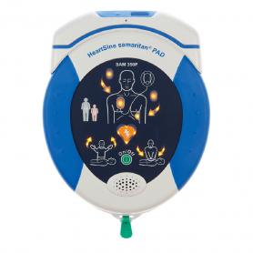 HeartSine® samaritan® PAD 350P, Semi-Automatic