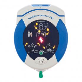 HeartSine® samaritan® PAD 360P, Fully-Automatic