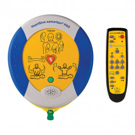 HeartSine® samaritan® PAD 450P Trainer with Remote