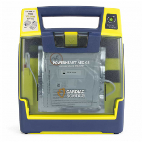 Cardiac Science Powerheart® G3 Plus AED, Semi-Automatic