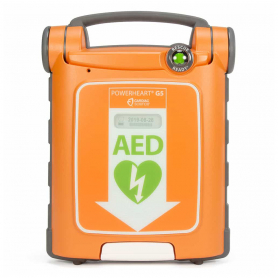 Cardiac Science Powerheart® G5 AED with iCPR Electrodes, Fully-Automatic