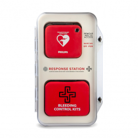 Public Access Emergency Solutions Response Station™ Basic for Philips OnSite or FRx
