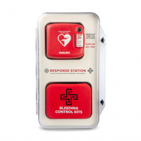 Public Access Emergency Solutions Response Station™ Complete for Philips OnSite or FRx