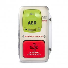 Public Access Emergency Solutions Response Station™ Complete for Zoll AED