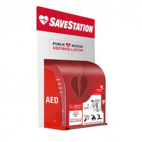 SaveStation Plastic Alarm Cabinet