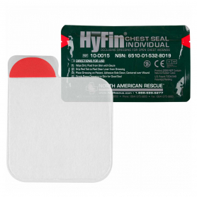 HyFin® Chest Seal Dressing, Individual