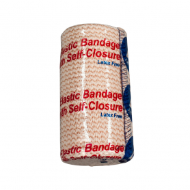 Dynarex® Elastic Bandage with Self Closure, 4 in x 5 yd - 10 Pack