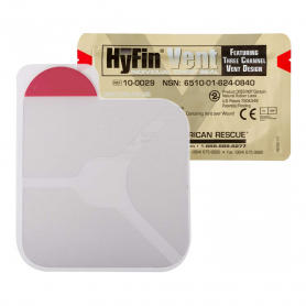 HyFin® Vent Chest Seal, Individual