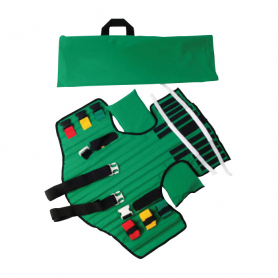 Curaplex® Extrication Device with Case - Green