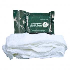 Dynarex® Sterile Compressed Krinkle Gauze Bandage, 4.5 in x 4.1 yd