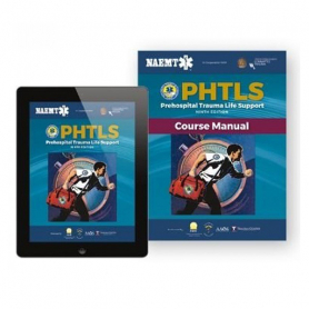 NAEMT® PHTLS: Prehospital Trauma Life Support Course Manual with Digital Access to Textbook, 9th Edition