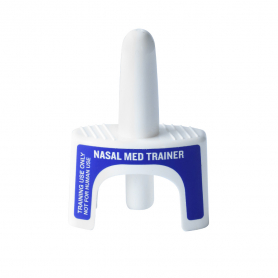 CC EMS Supply Nasal Med Trainer