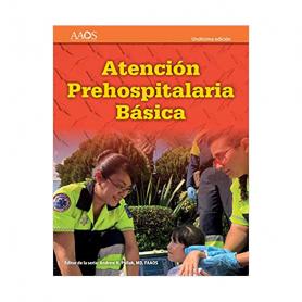 AAOS Atencion Prehospitalaria Basica, 11th Edition
