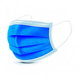 Wallcur® Disposable 3-Layer Medical Masks - 50 Pack