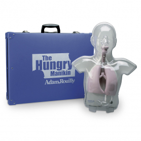 Adam,Rouilly The Hungry Manikin® - Pediatric Nasogastric Feeding Trainer